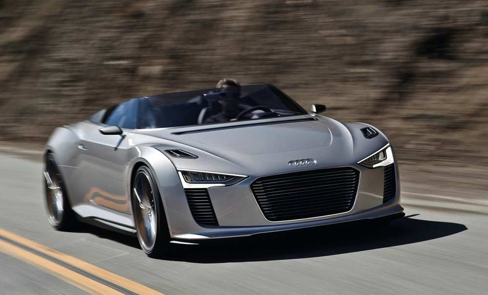 26 The 2020 Audi R8 E Tron Redesign
