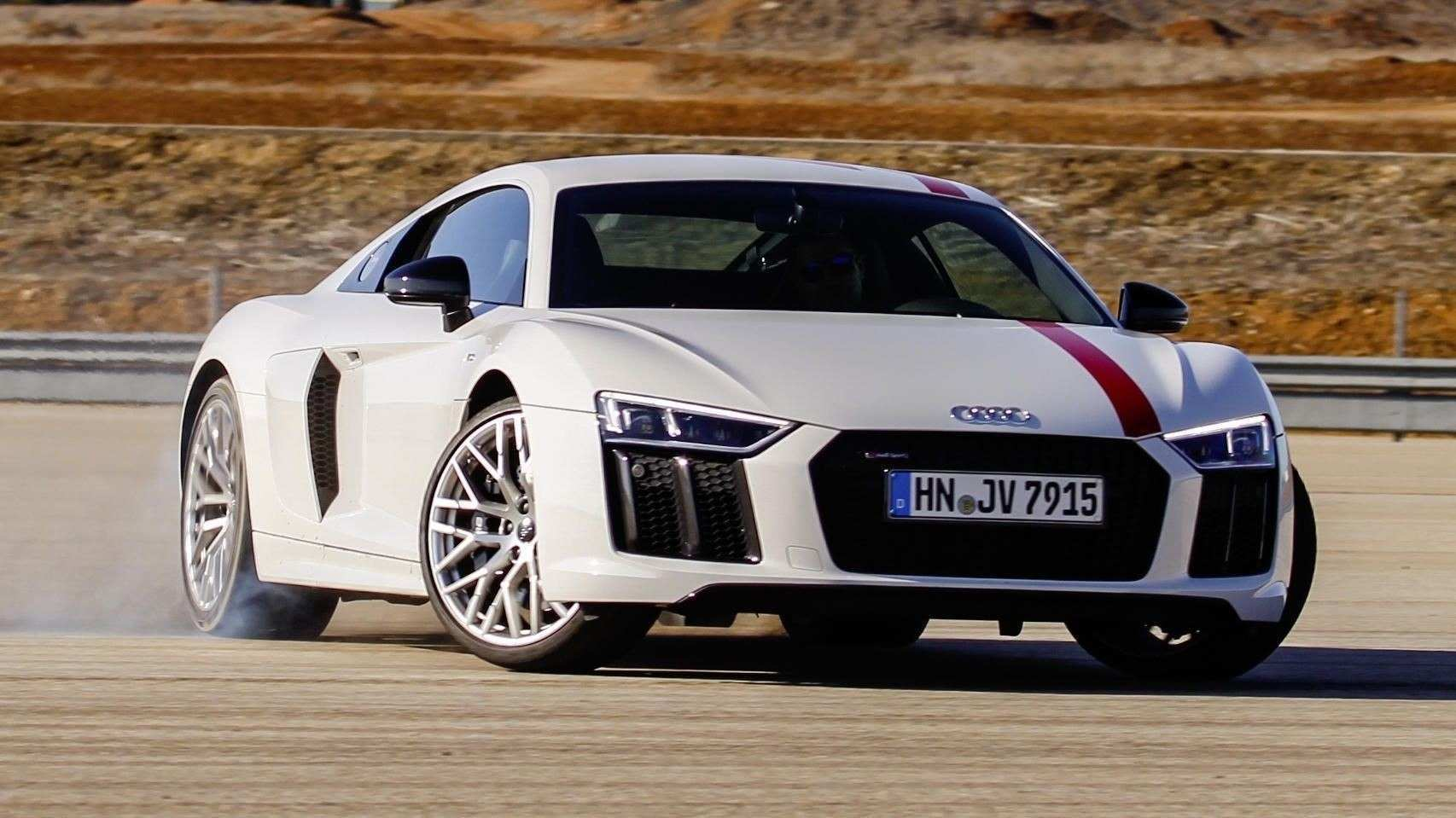 26 The 2020 Audi R8 LMXs Picture