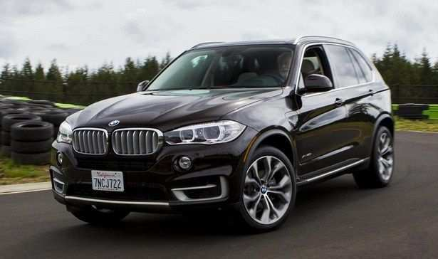 26 The 2020 BMW X5 Performance