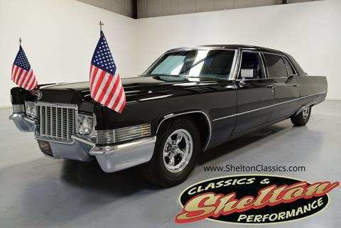 26 The 2020 Cadillac Fleetwood Series 75 Overview