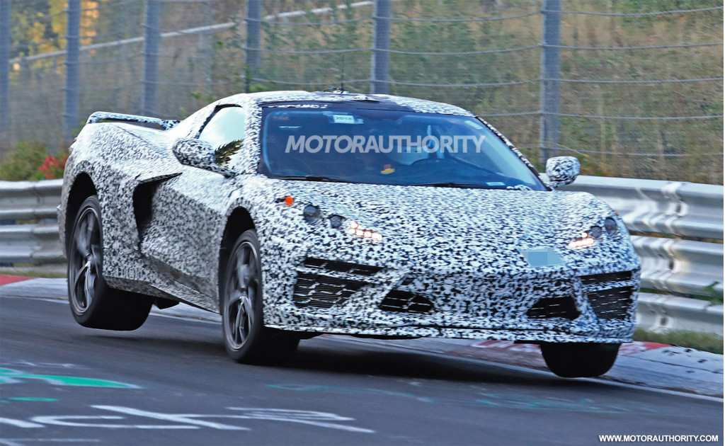 26 The 2020 Chevy Corvette Zora Zr1 Spy Shoot