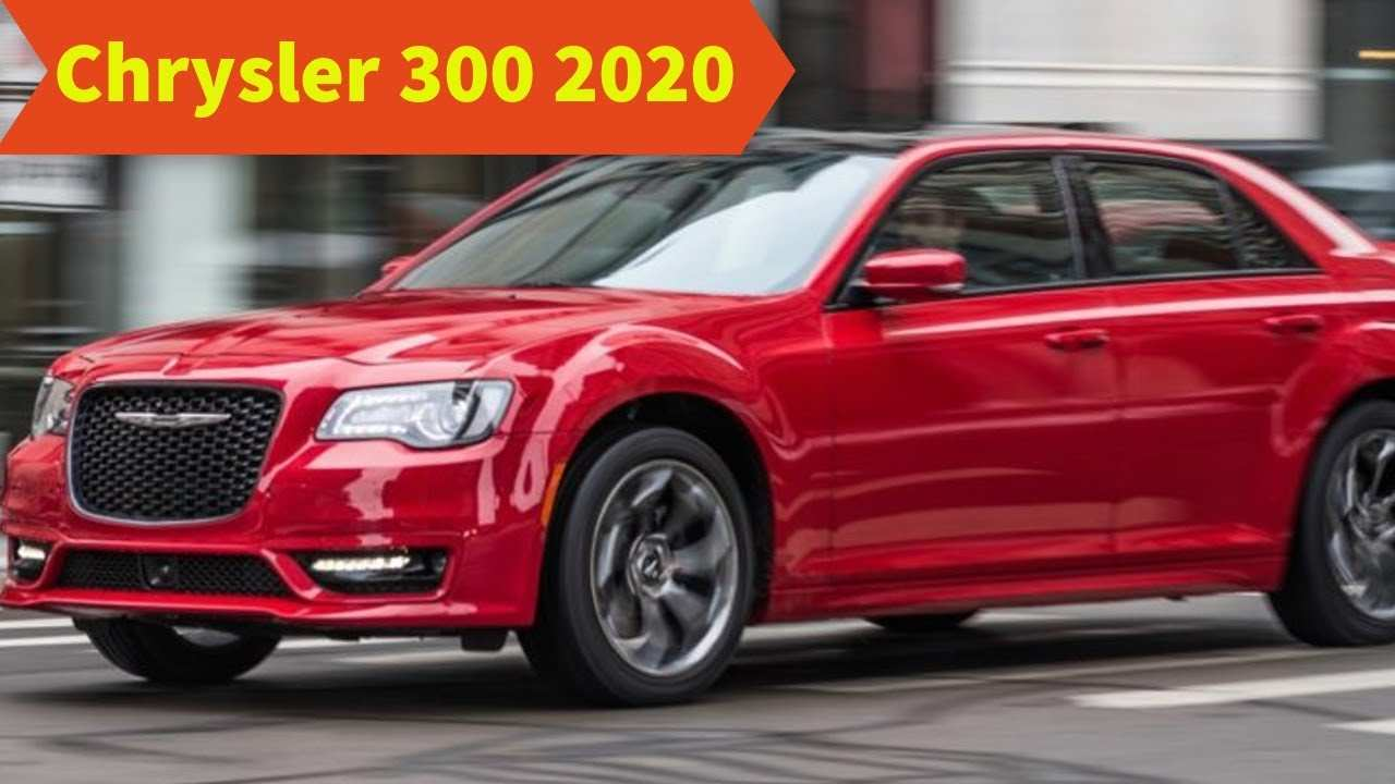26 The 2020 Chrysler 300 Srt8 Interior