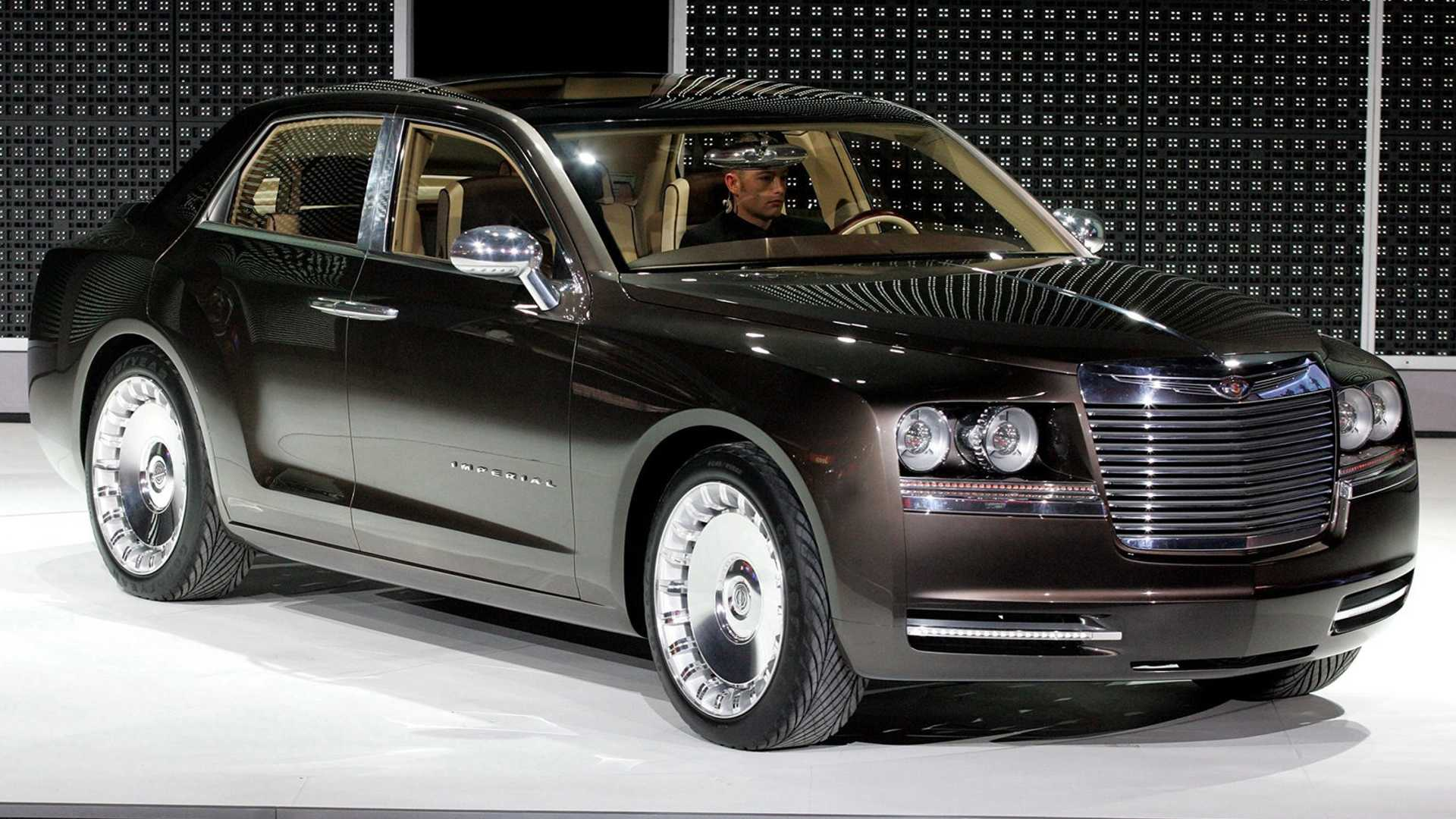 26 The 2020 Chrysler Imperial New Review