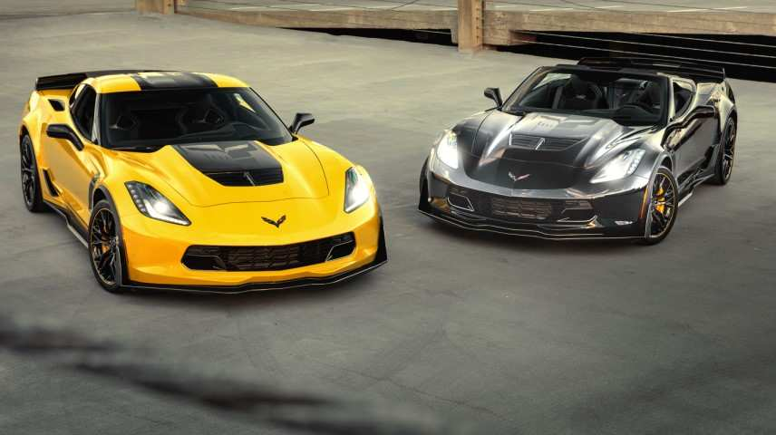 26 The 2020 Corvette Z07 Picture