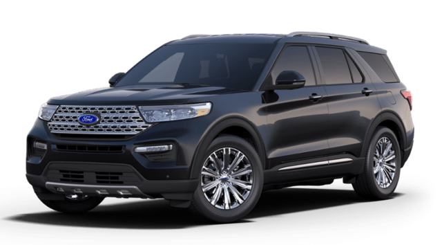 26 The 2020 Ford Explorer Job 1 First Drive