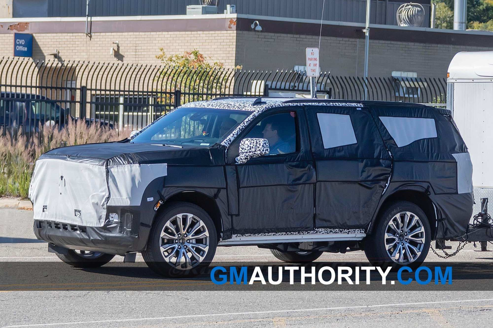26 The 2020 GMC Yukon Spy Photos Review And Release Date