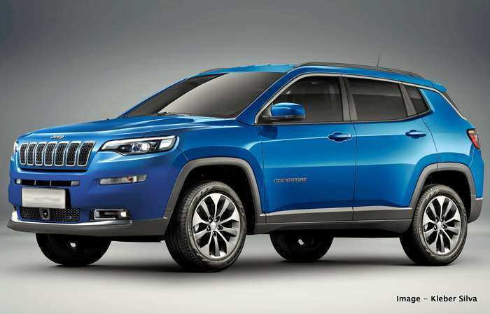 26 The 2020 Jeep Compass Specs