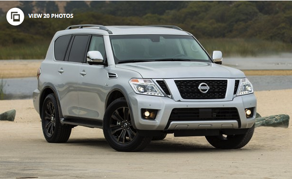 26 The 2020 Nissan Armada Concept And Review