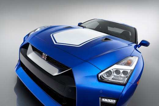 26 The 2020 Nissan GT R Model