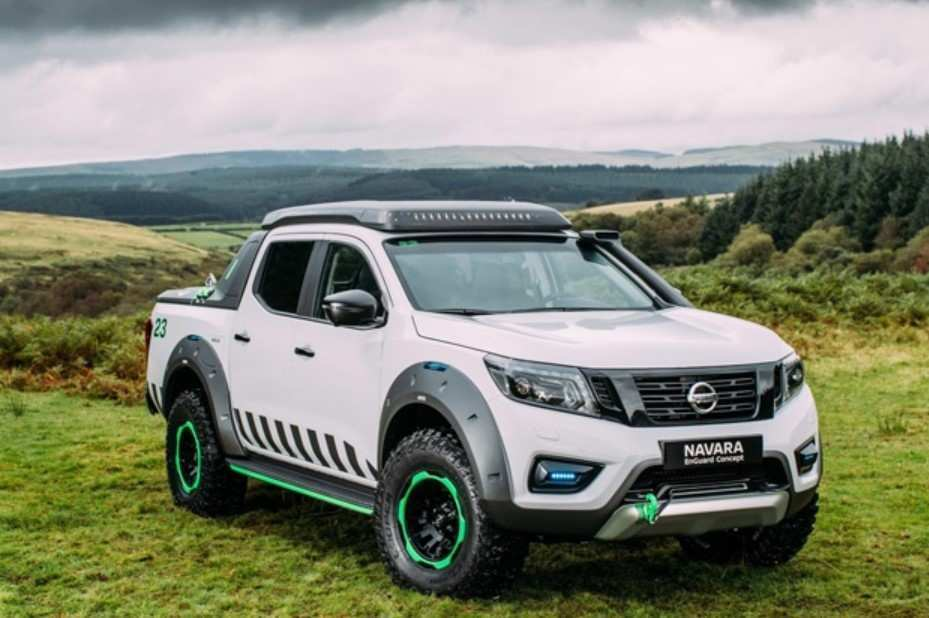 26 The 2020 Nissan Navara Concept And Review