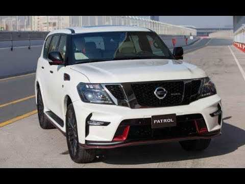 26 The 2020 Nissan Patrol Photos
