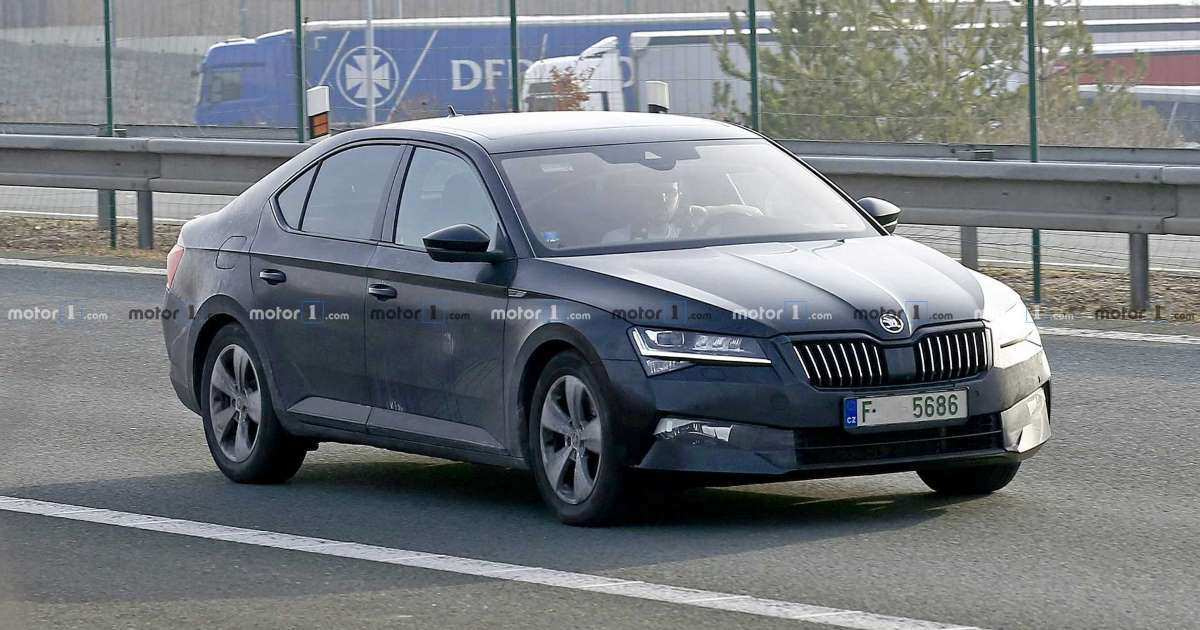 26 The 2020 Skoda Superb Price And Release Date