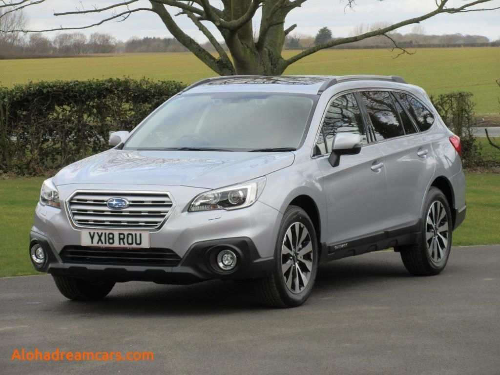 26 The 2020 Subaru Outback Turbo Hybrid Engine