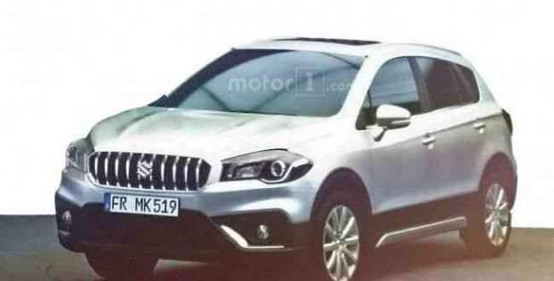 26 The 2020 Suzuki Sx4 Performance and New Engine