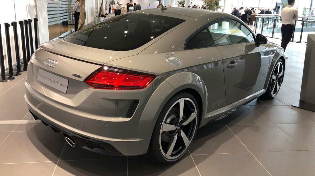 26 The Best 2019 Audi TT Spesification