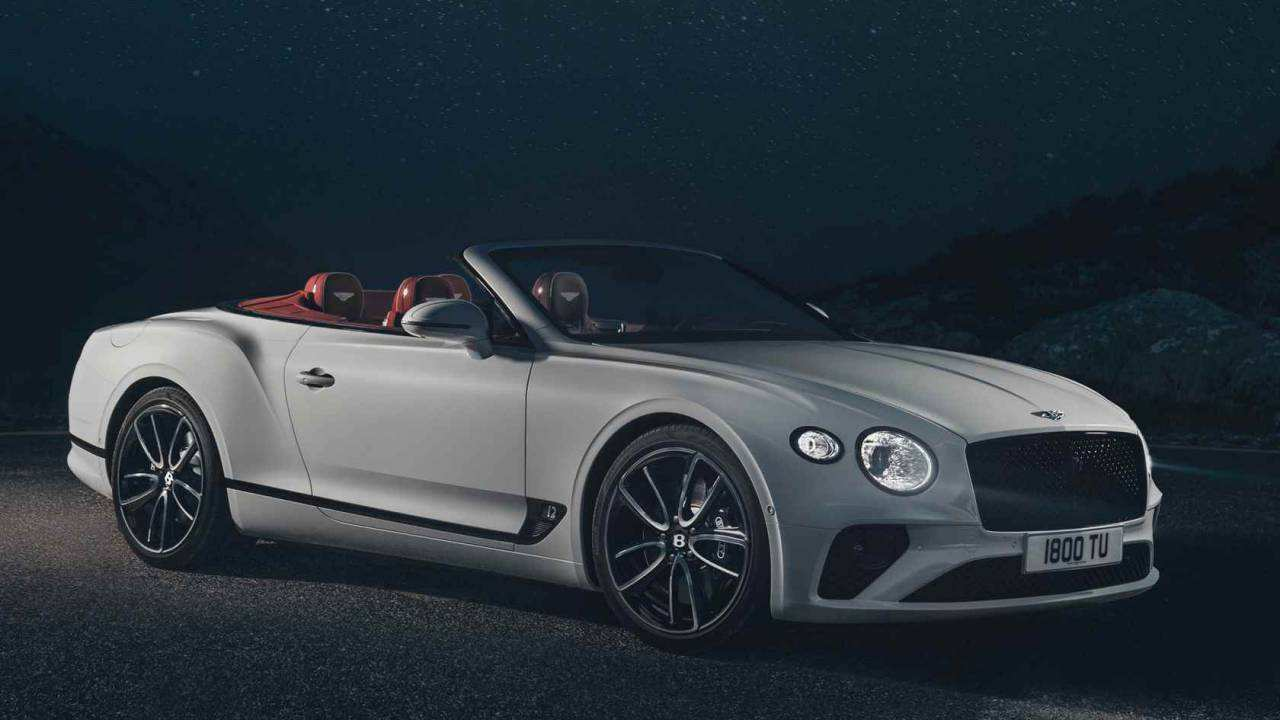 26 The Best 2019 Bentley Continental GT Performance And New Engine