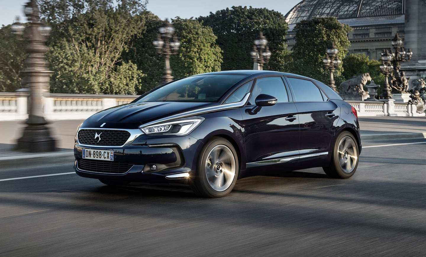 26 The Best 2019 Citroen DS5 Research New