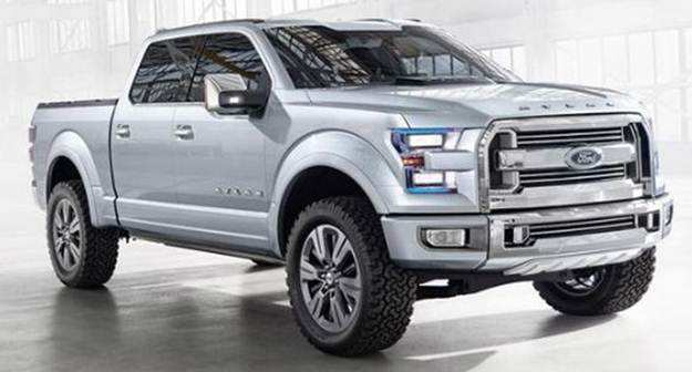 26 The Best 2019 Ford Atlas Price Design And Review