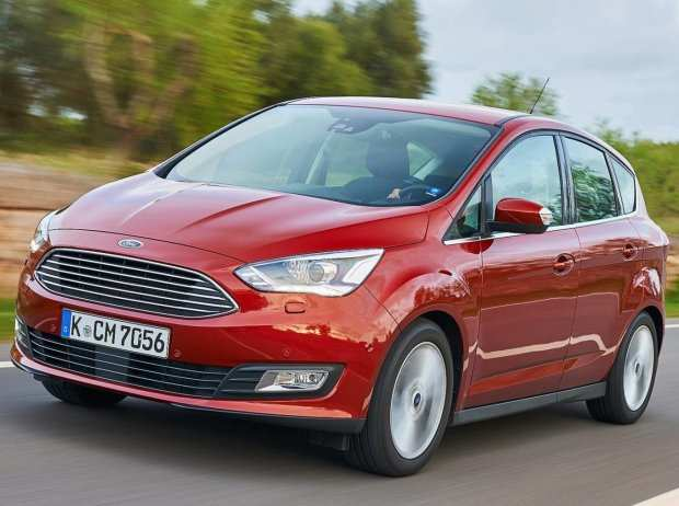 26 The Best 2019 Ford C Max Release Date And Concept