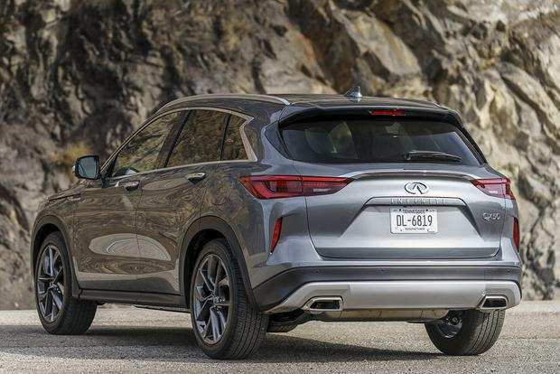 26 The Best 2019 Infiniti Qx50 First Drive Prices