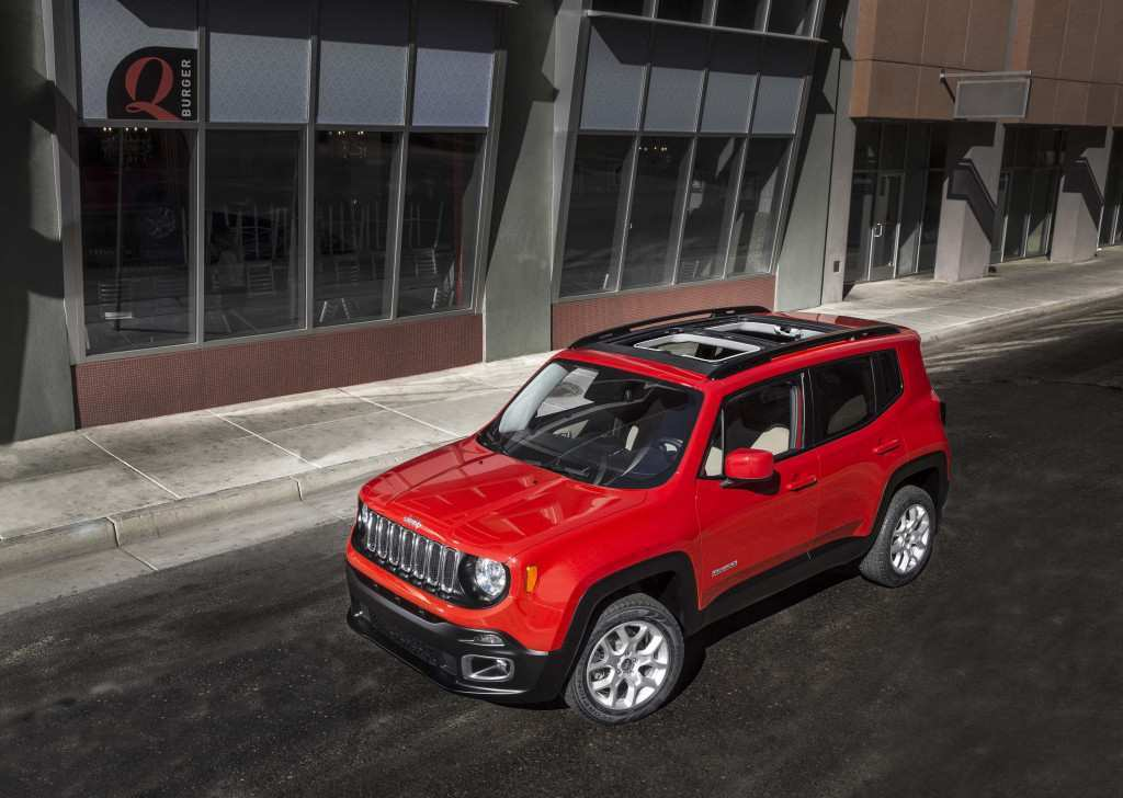 26 The Best 2019 Jeep Renegade Interior