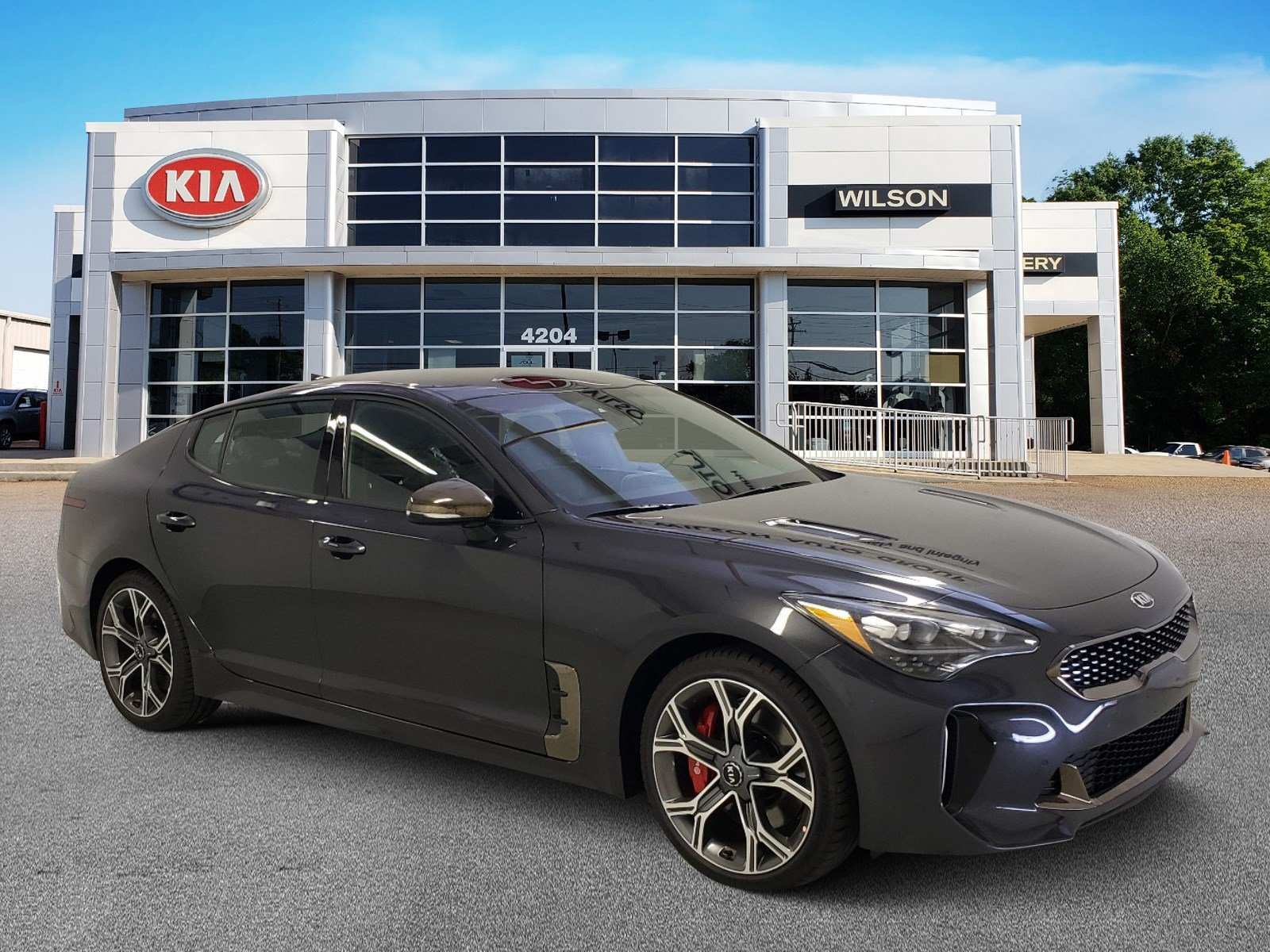 26 The Best 2019 Kia Gt Stinger Review And Release Date