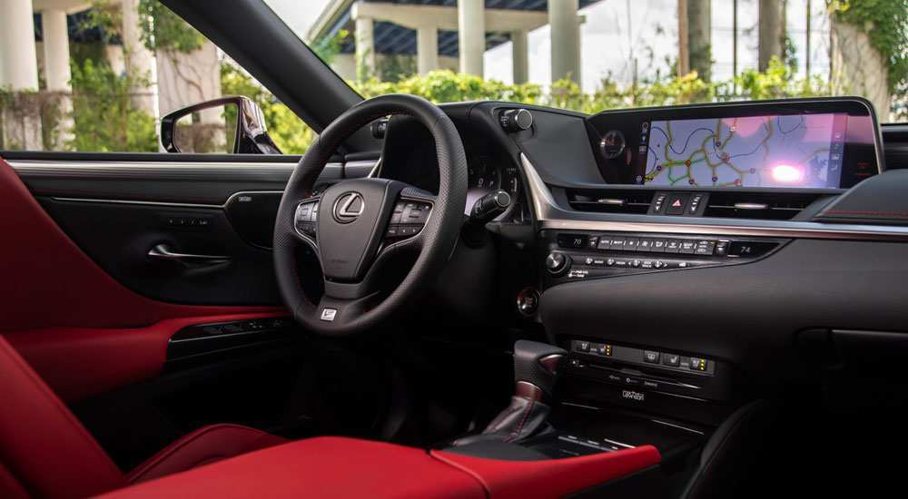 26 The Best 2019 Lexus Es 350 Interior Review