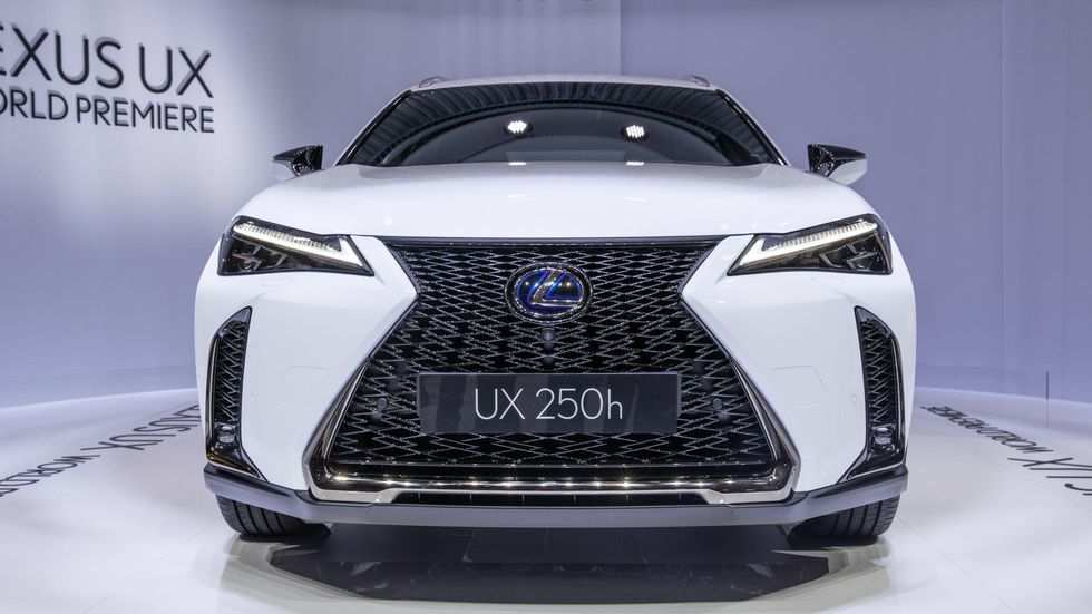26 The Best 2019 Lexus Ux Release Date Research New