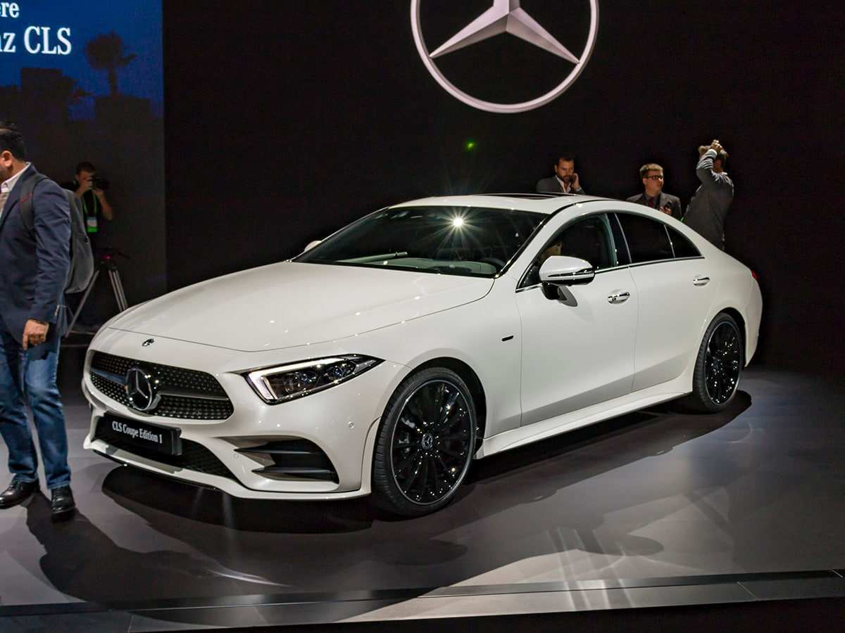 26 The Best 2019 Mercedes Cls Class Redesign And Concept