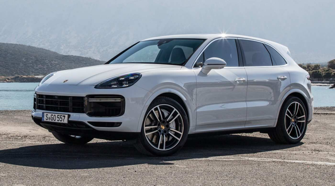 26 The Best 2019 Porsche Cayenne Turbo S Performance And New Engine