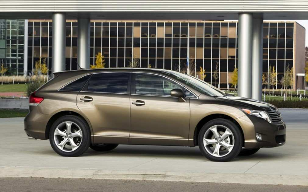 26 The Best 2019 Toyota Venza Release Date
