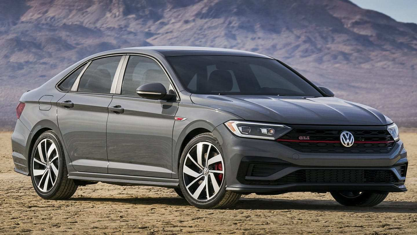 26 The Best 2019 Vw Jetta Gli Review And Release Date