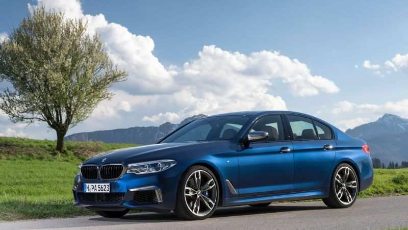 26 The Best 2020 BMW 550I Concept And Review