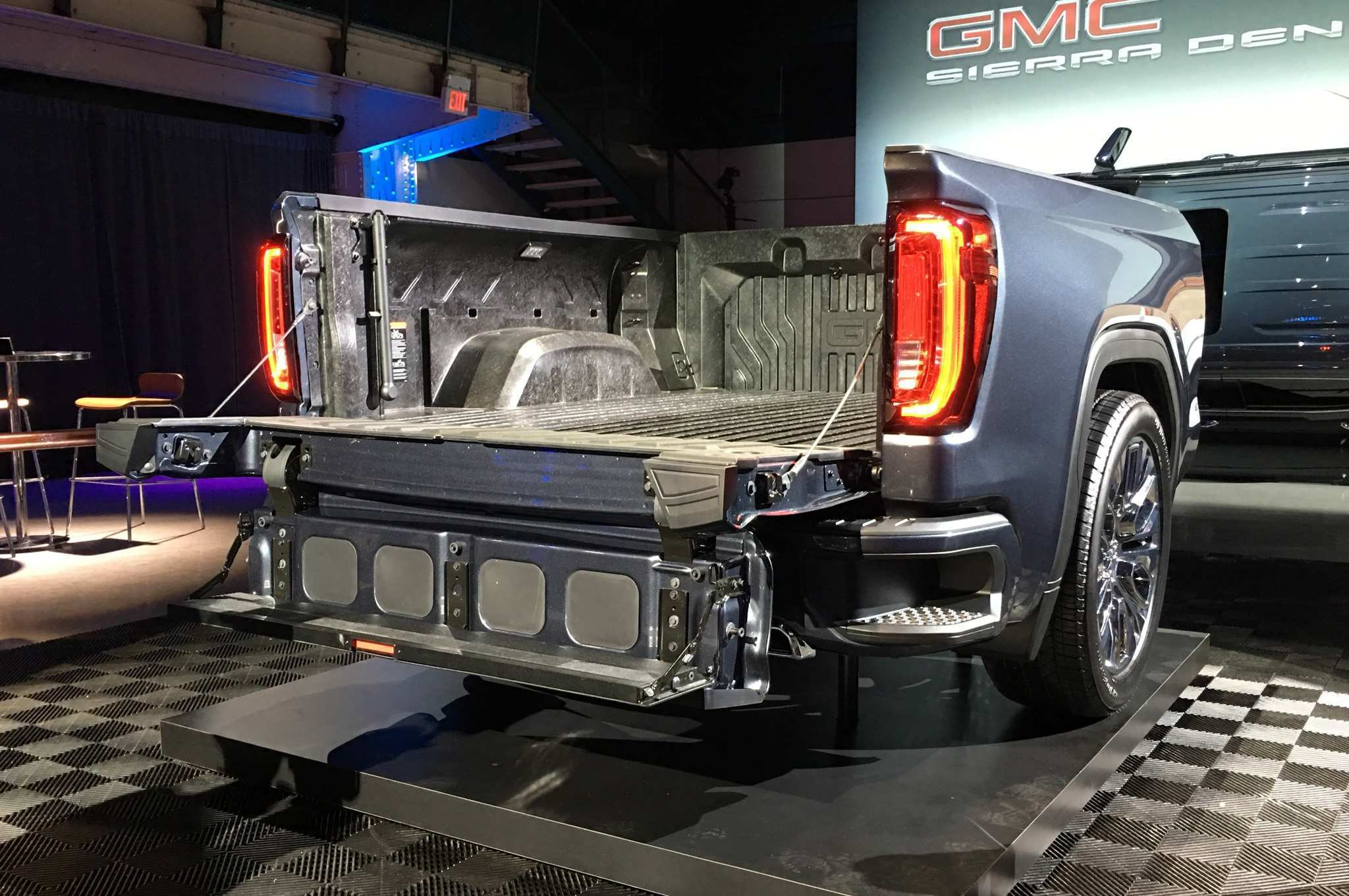 26 The Best 2020 GMC Sierra Tailgate Images