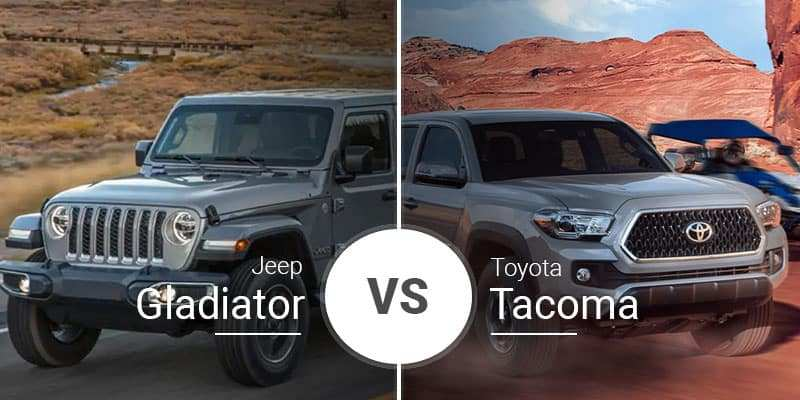 26 The Best 2020 Jeep Gladiator Vs Toyota Tacoma Redesign