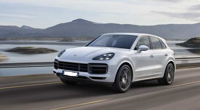 26 The Best 2020 Porsche Cayenne Turbo S Picture