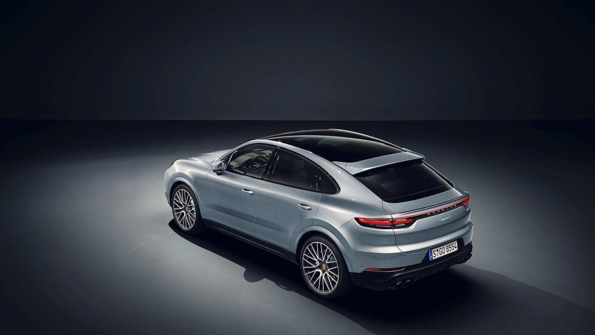 26 The Best 2020 Porsche Cayenne Turbo S Release Date