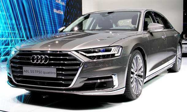 26 The Best Audi A8 Wallpaper