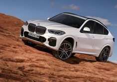 BMW X6 2020 Release Date