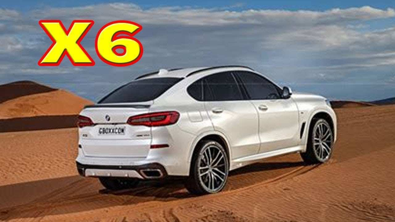 26 The Best BMW X6 2020 Release Date Model