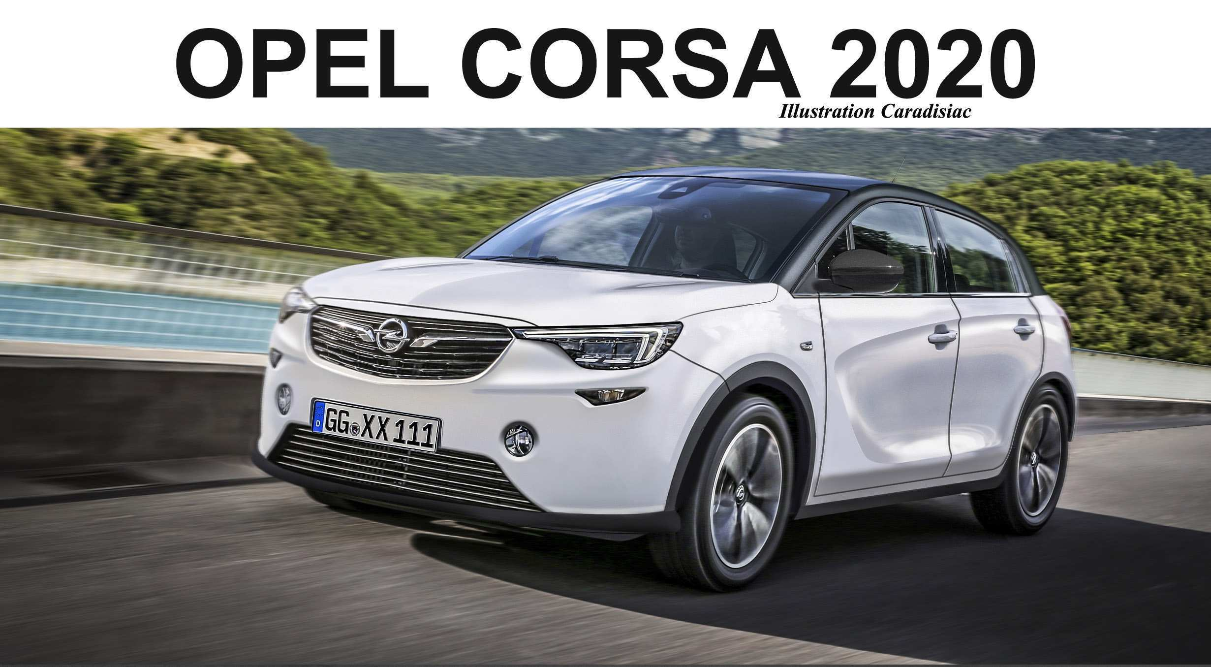 26 The Best Future Opel Corsa 2020 Images