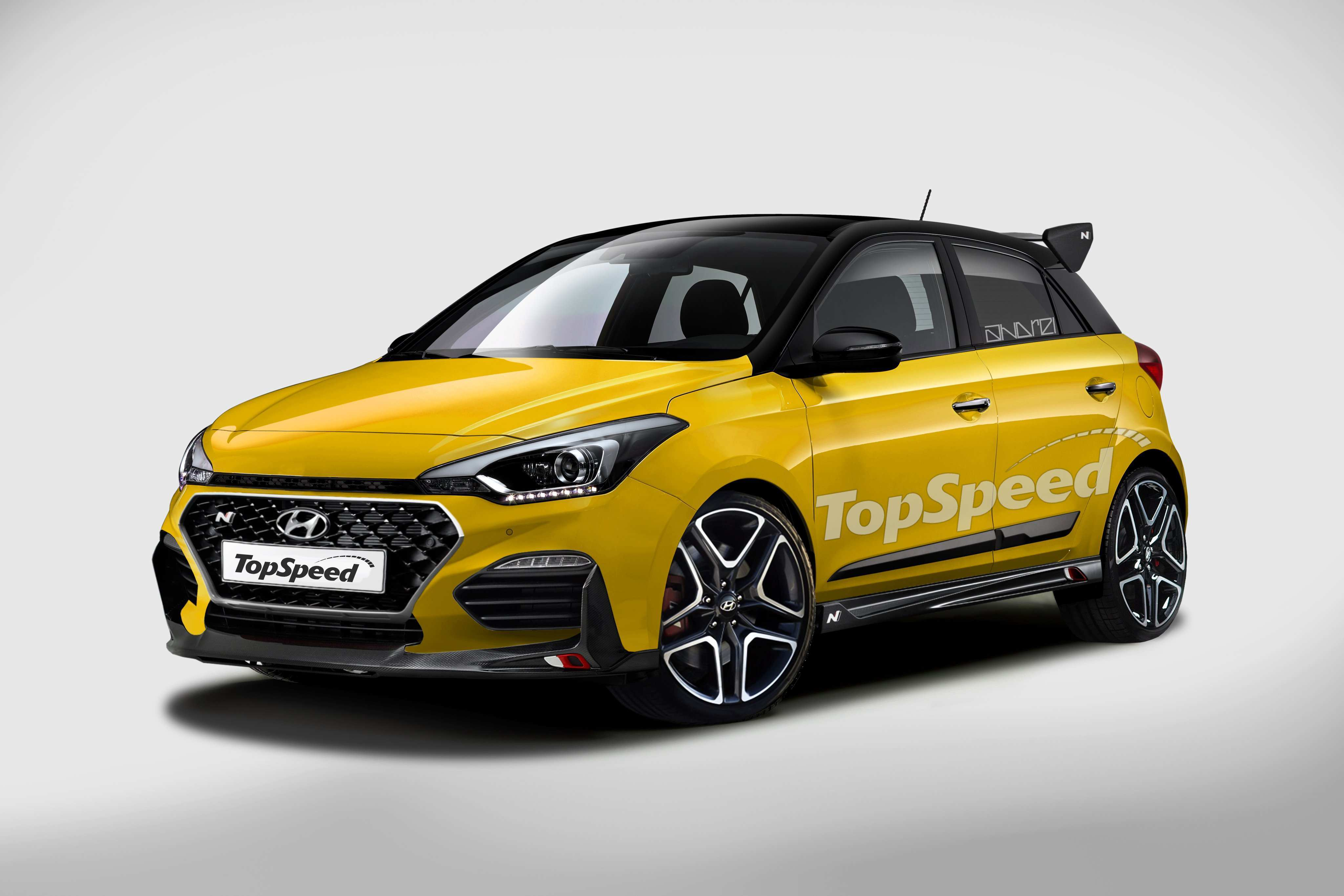 26 The Best Hyundai I20 2020 Redesign And Concept