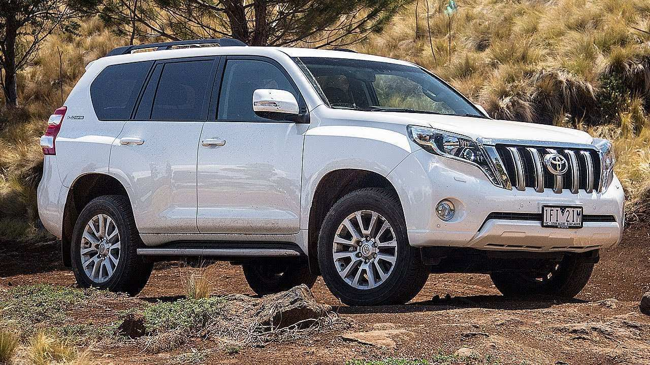 26 The Best Prado Toyota 2019 Exterior