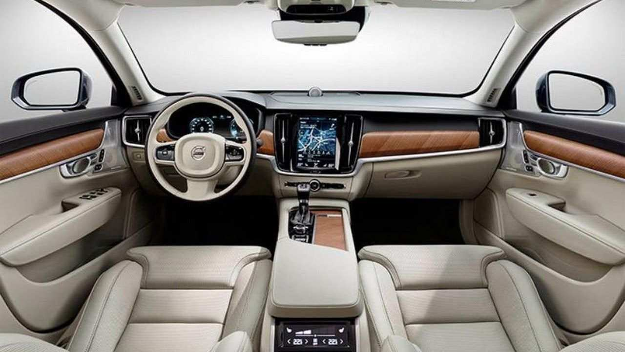 26 The Best Volvo V40 2019 Interior Release Date