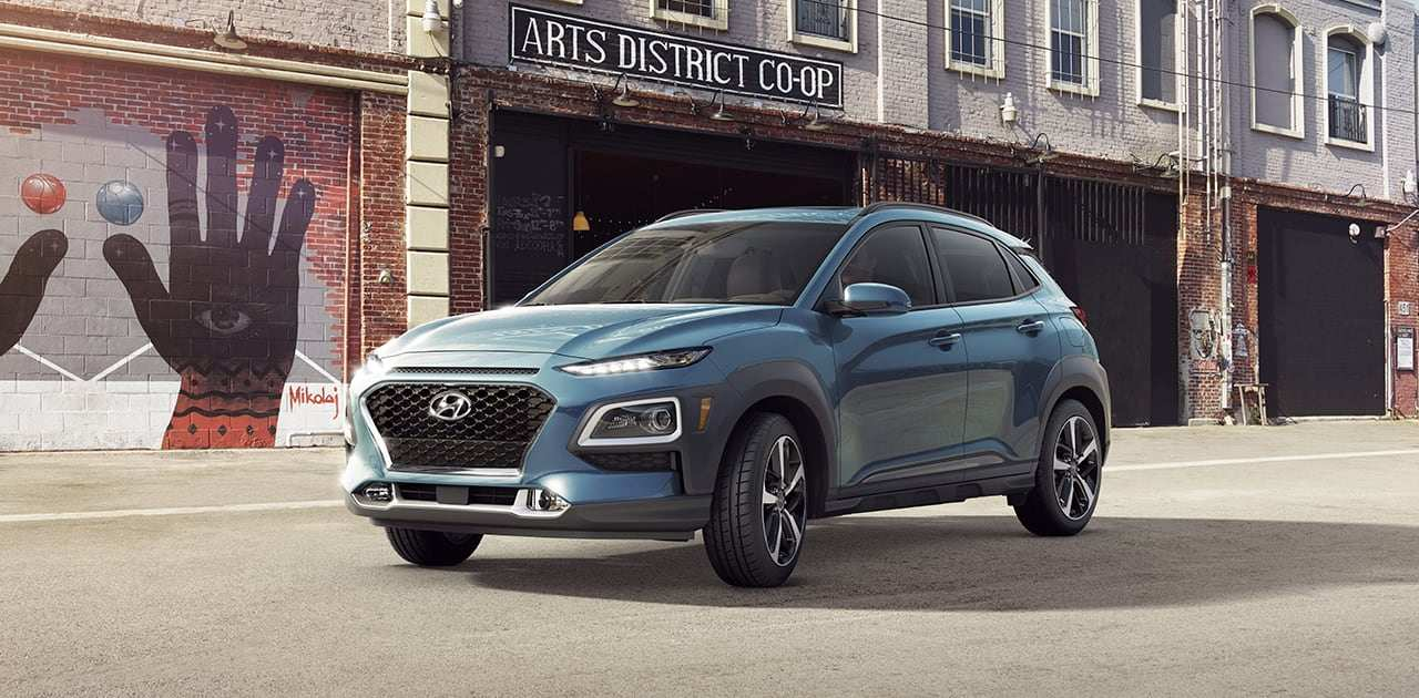 26 The Best When Does The 2020 Hyundai Kona Come Out Pictures