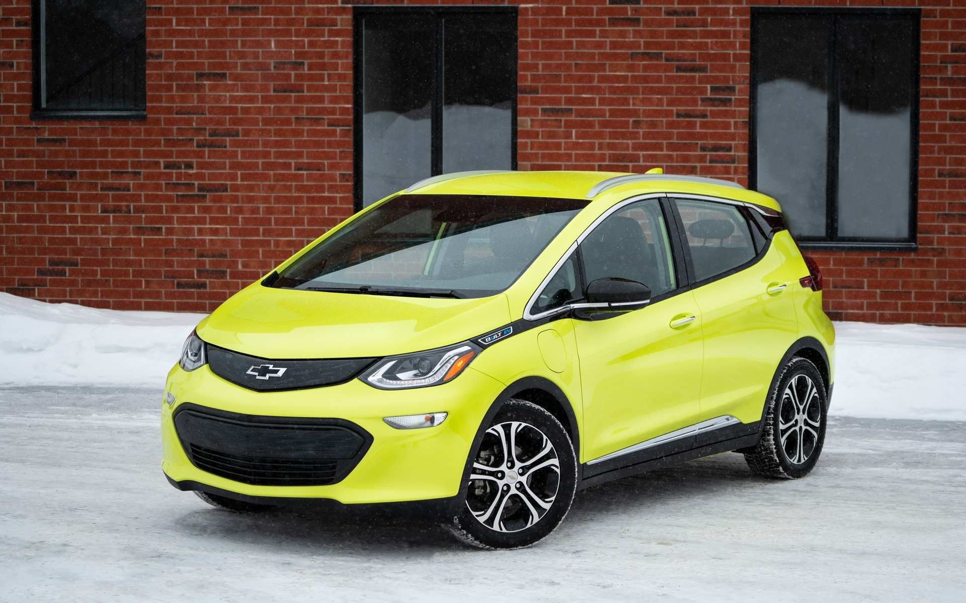 26 The Chevrolet Bolt Ev 2020 Rumors