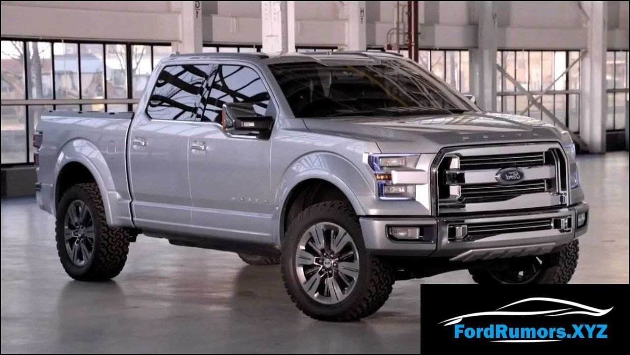 26 The Ford F150 Redesign 2020 Picture