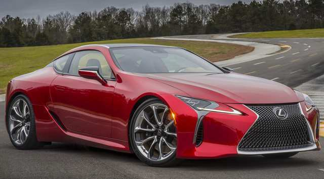 26 The Lc Lexus 2019 Ratings