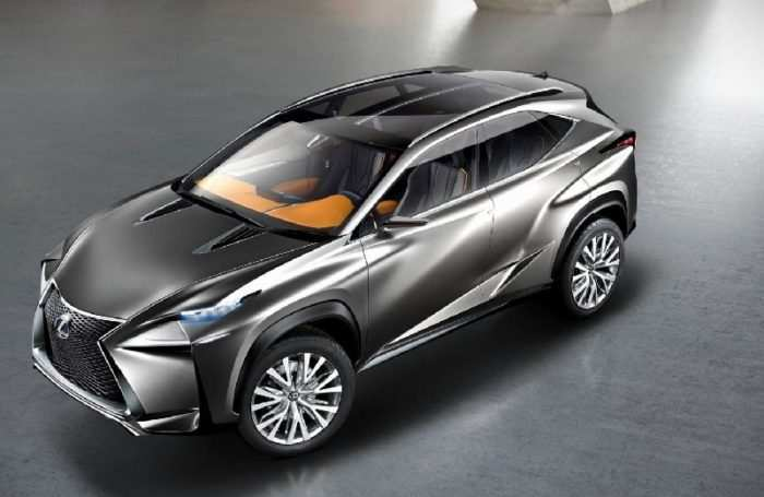 26 The Lexus Rx 2020 Model Concept