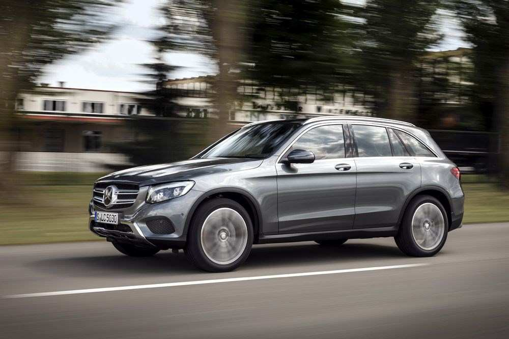 26 The Mercedes Glc Redesign And Concept